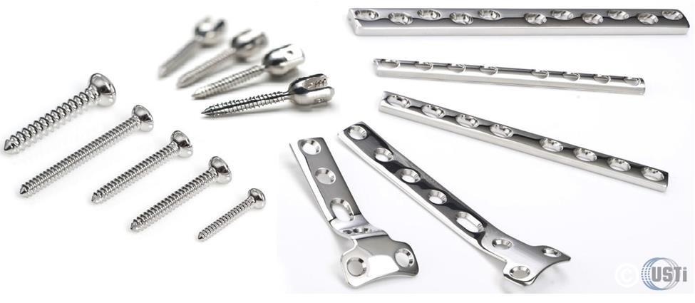 Titanium Bar/Rod - US Titanium Industry Inc